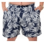 Shorts plus size Summer Viscose Plant