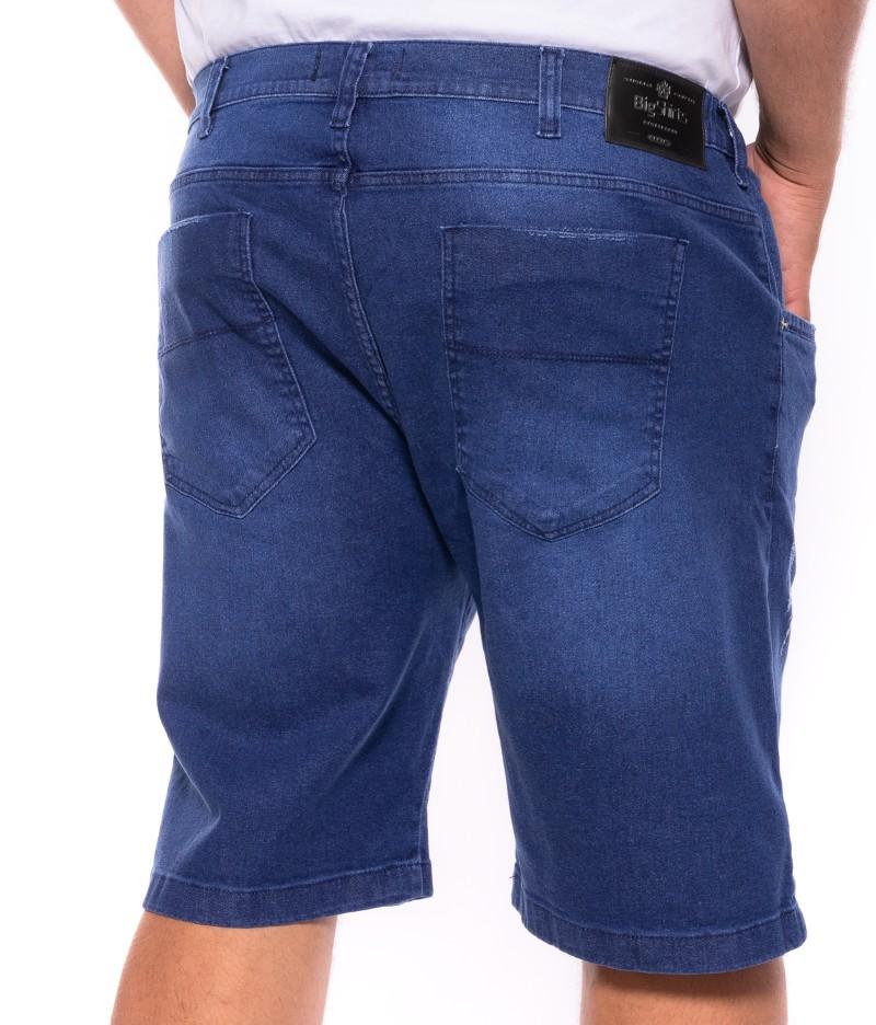 Bermuda plus size Jeans Bigod