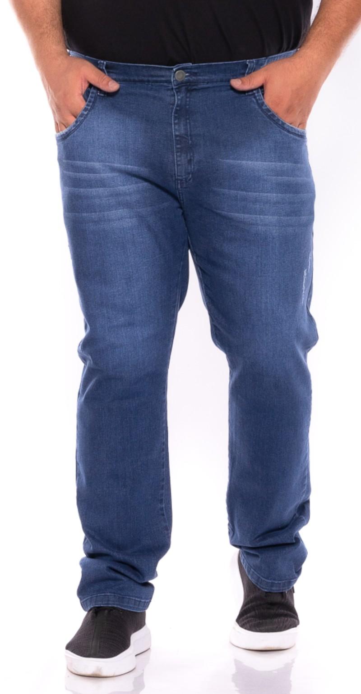 Calça Jeans plus size Bigod
