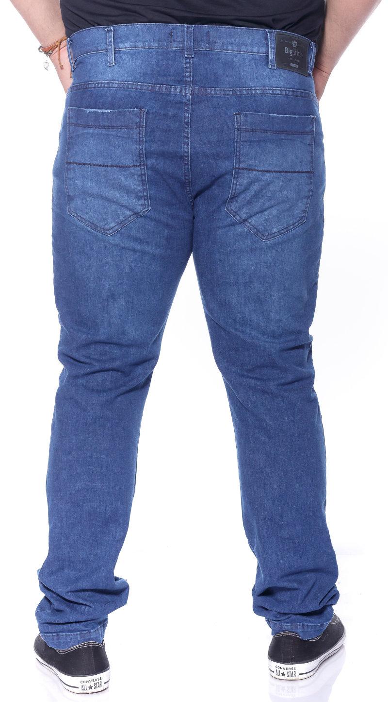 Calça Jeans plus size BS