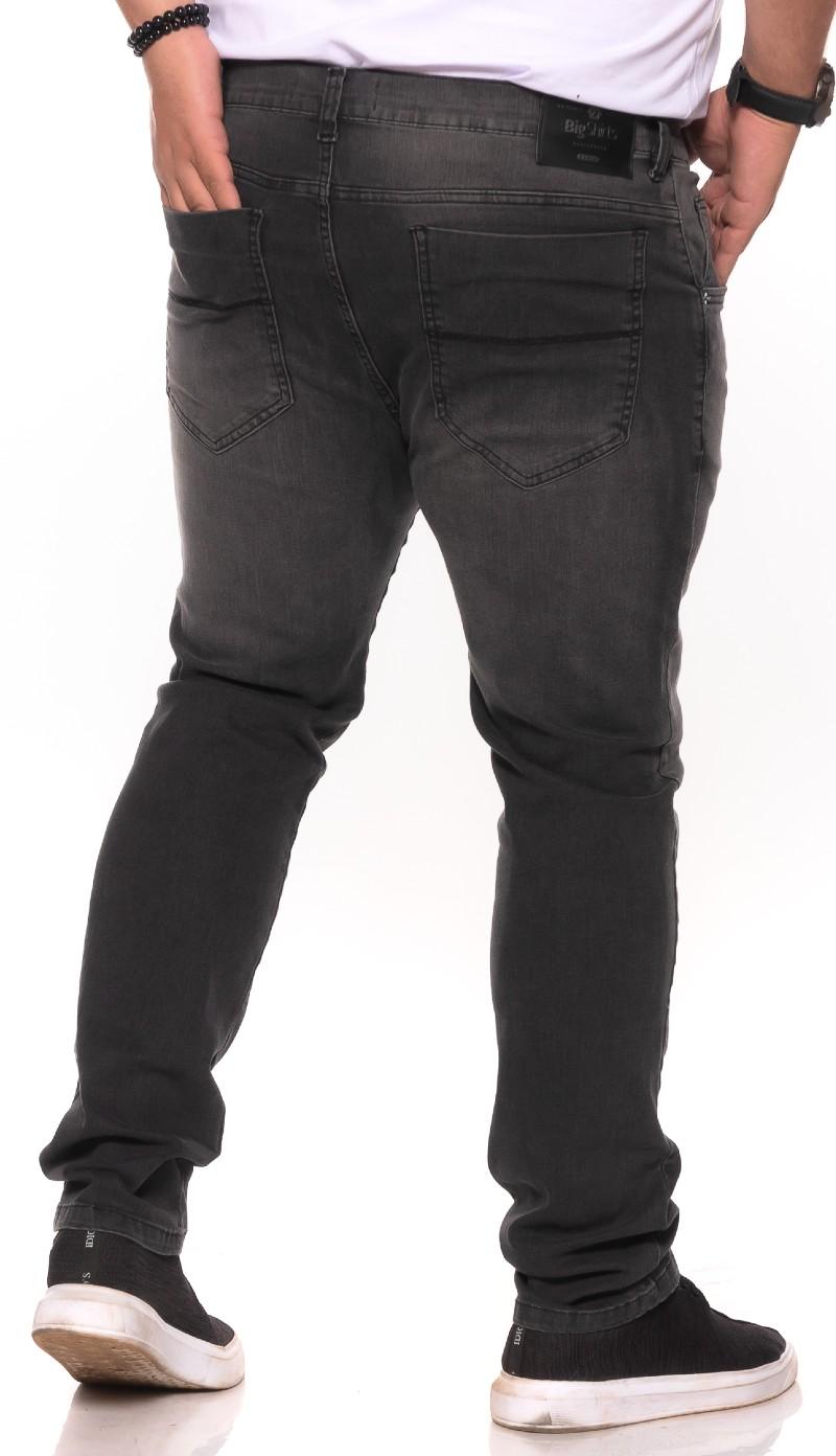 Calça Jeans plus size Used Preta