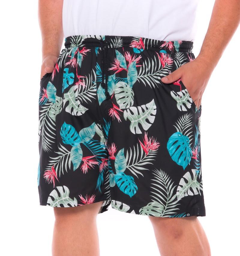 Shorts plus size Summer Aruba