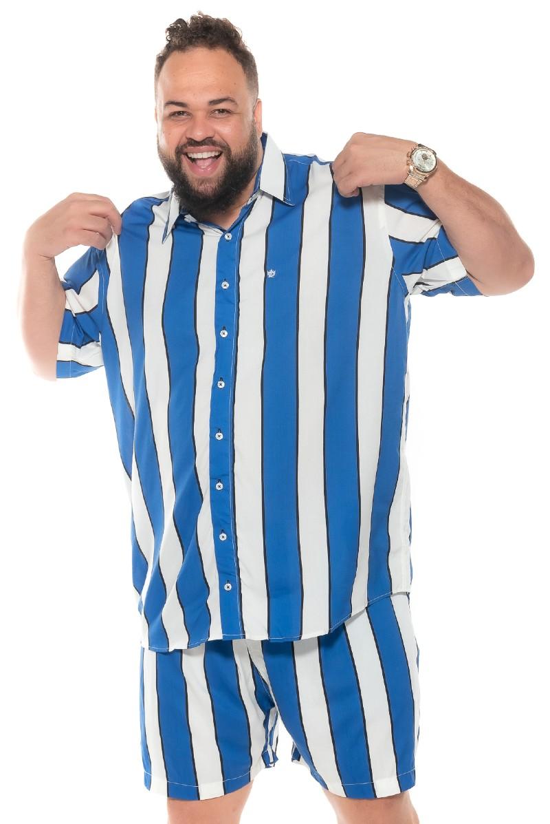 Shorts plus size Summer Viscose Listra