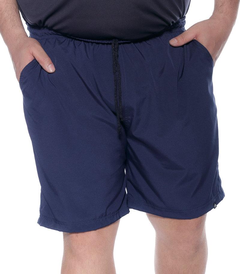 Swim Shorts plus size Praia Azul Marinho