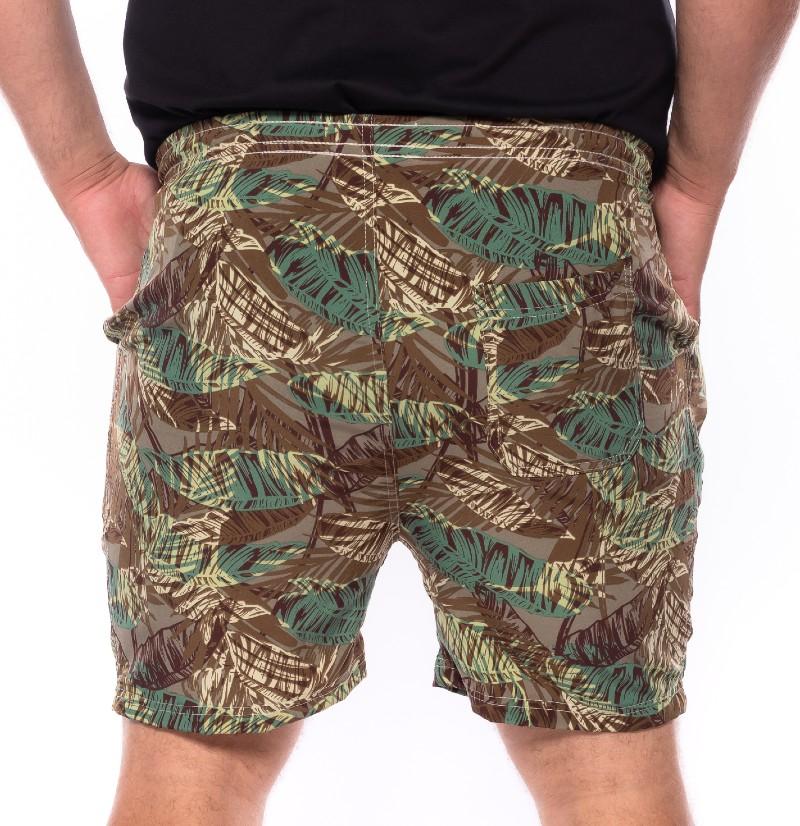 Swim Shorts plus size Praia Camufla