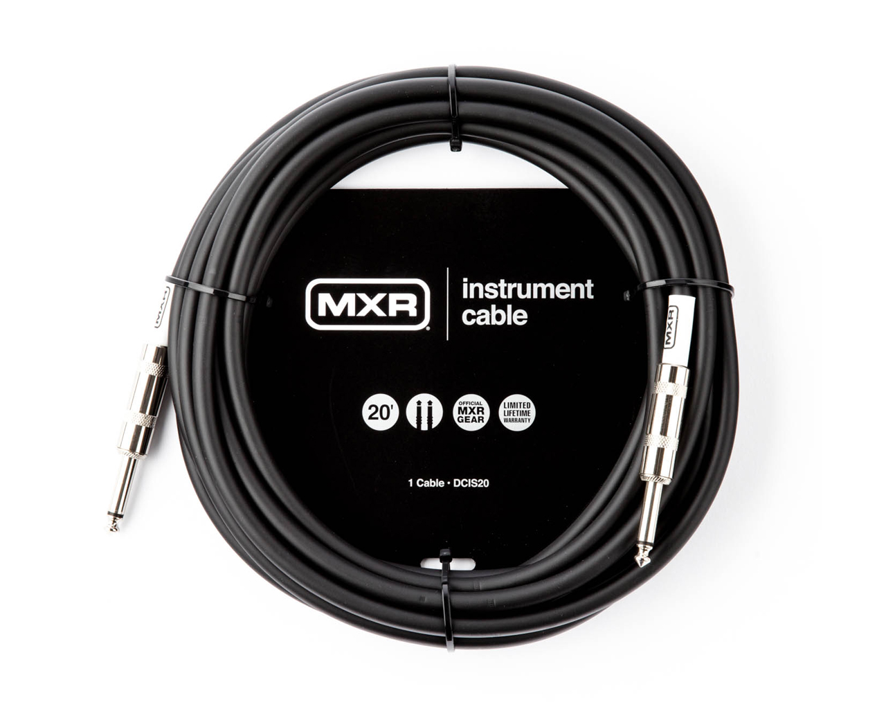 Cabo MXR Standard para Instrumentos de 6m com Plug P10
