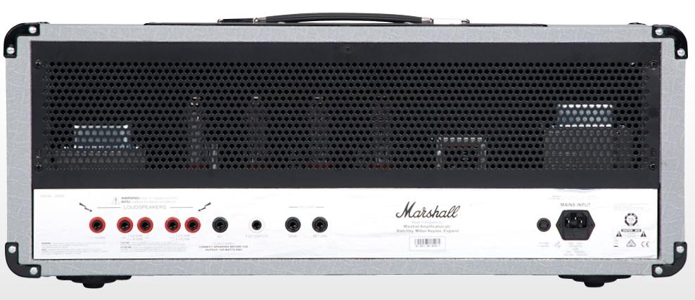 Marshall 2555X Silver Jubilee  - GuitarParts Brasil