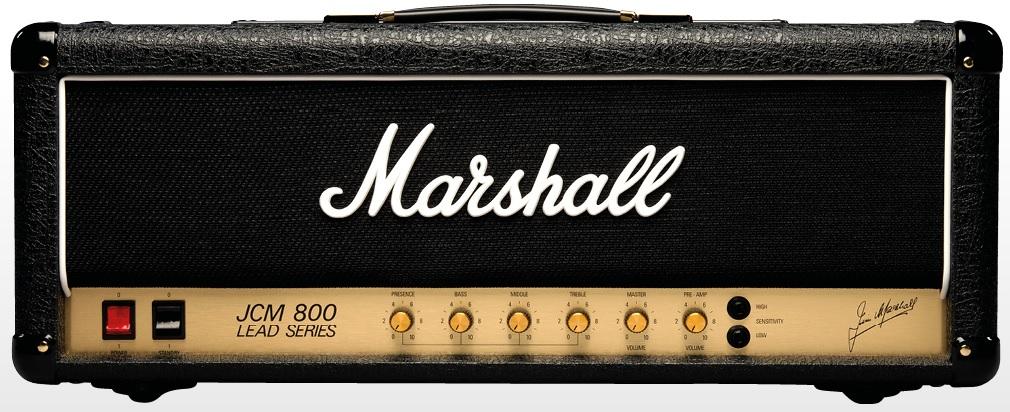 Marshall JCM800 2203X 100-watt Tube Head