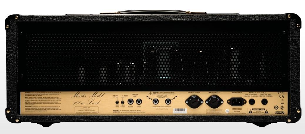 Marshall JCM800 2203X 100-watt Tube Head  - GuitarParts Brasil