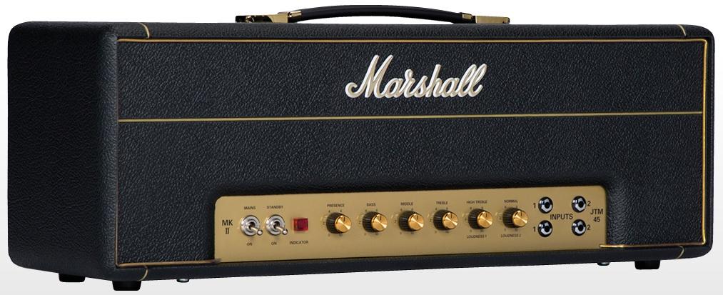 Marshall JTM45 2245 30-watt Plexi Tube Head