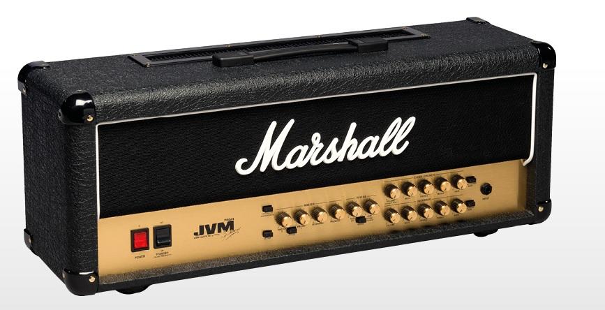 Marshall JVM205H 50-watt 2-channel