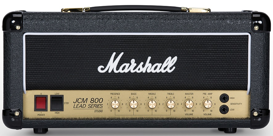 Marshall SC20H Studio Classic 20/5-watt Tube Head