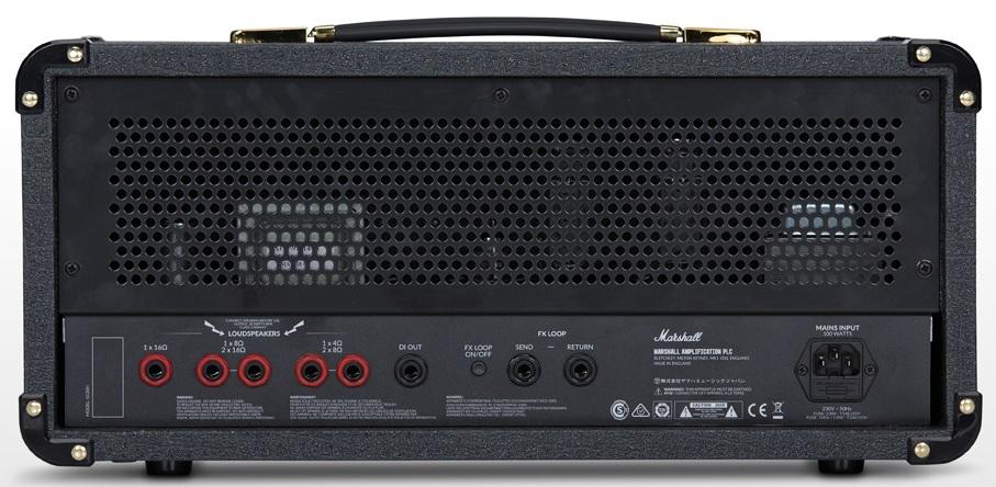 Marshall SC20H Studio Classic 20/5-watt Tube Head  - GuitarParts Brasil