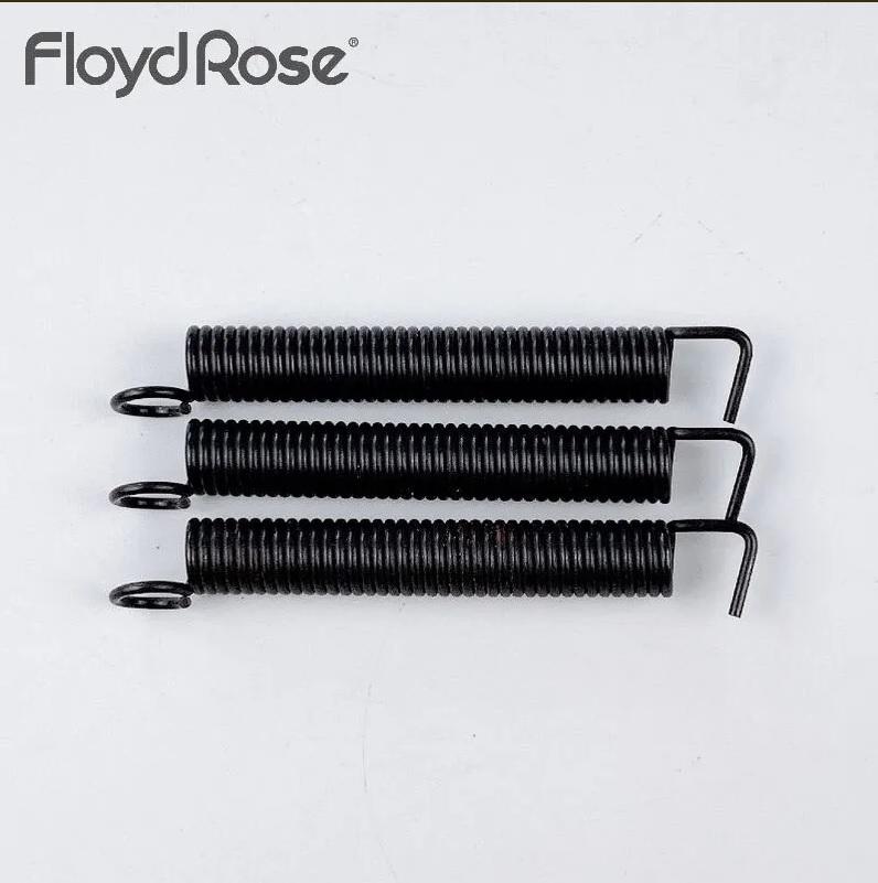 Molas Noiseless Tremolo Springs Black Floyd Rose Original