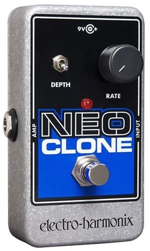 Pedal Electro-harmonix Neo Clone Analog Chorus  - GuitarParts Brasil