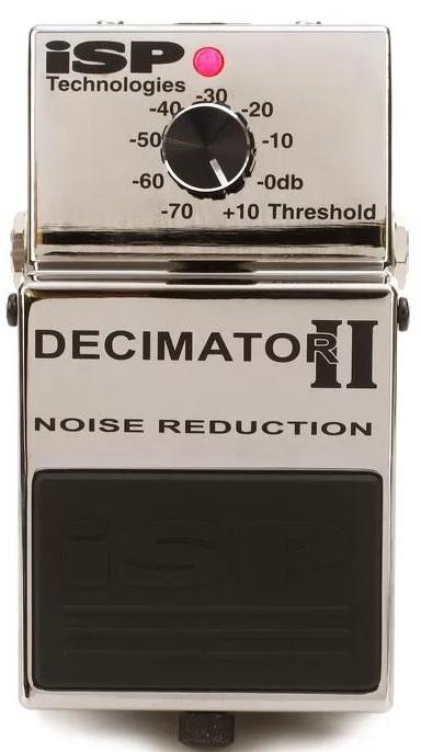 Pedal ISP Decimator II  - GuitarParts Brasil