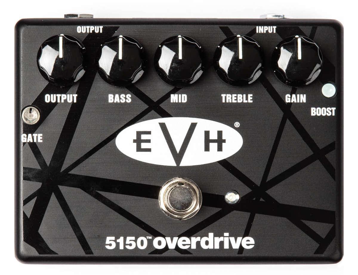 Pedal MXR EVH5150 Overdrive  - GuitarParts Brasil