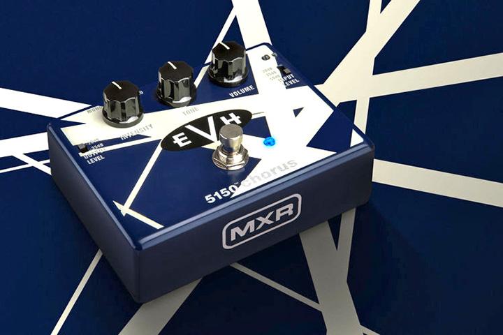 Pedal MXR Evh 5150 Chorus Evh30   - GuitarParts Brasil