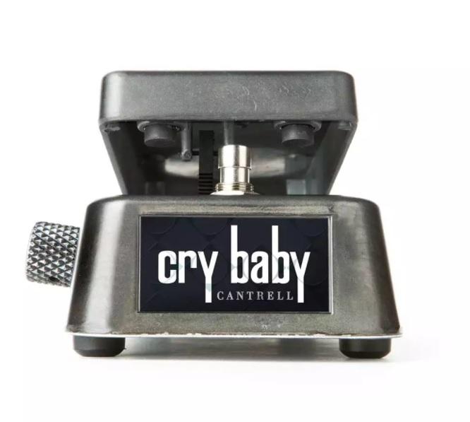 Pedal Wah Wah Dunlop Cry Baby Jerry Cantrell Signature Rainier Fog JC95B  - GuitarParts Brasil