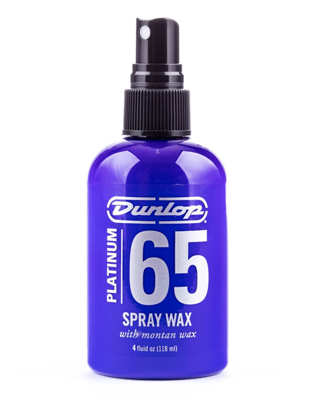 Polidor Spray De Cera Platinum 65 Para Guitarra E Baixo P6