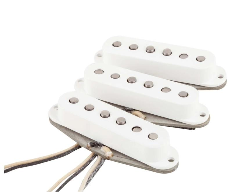 Set Captadores Fender Custom Shop