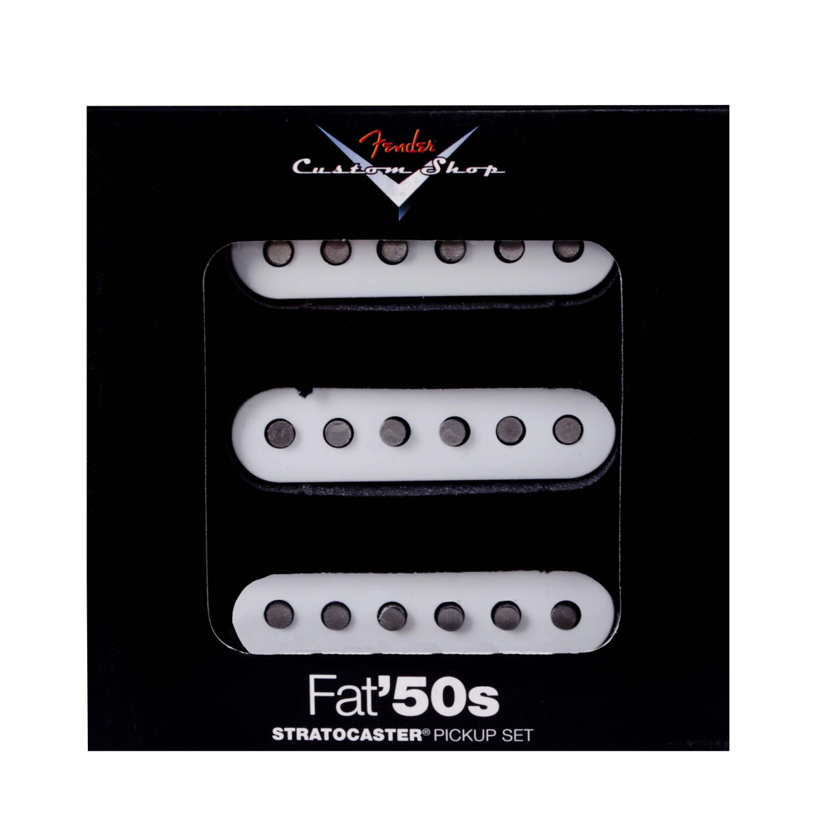 Set Captadores Fender Custom Shop Fat