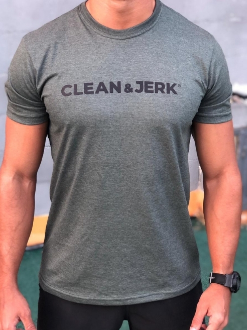 CAMISA CLEAN & JERK 21