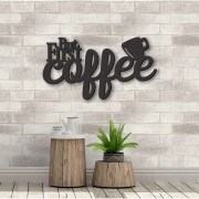 First Coffee Recortado