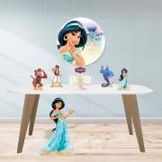 Kit de Festas Jasmine - Aladin