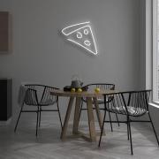 Pizza em Neon Led