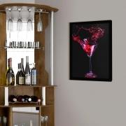 Quadro Taça de Vinho