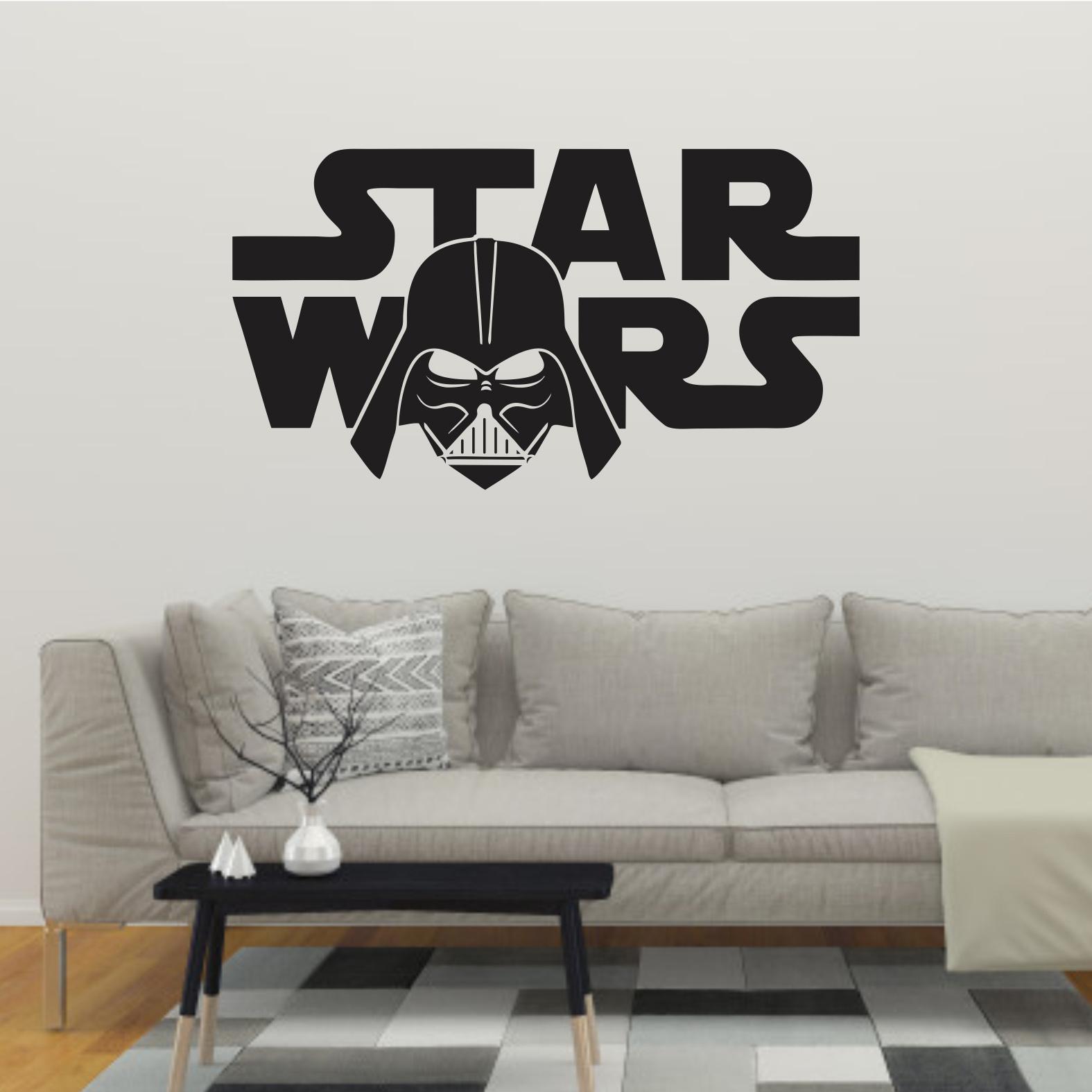 Adesivo Recortado Star Wars-