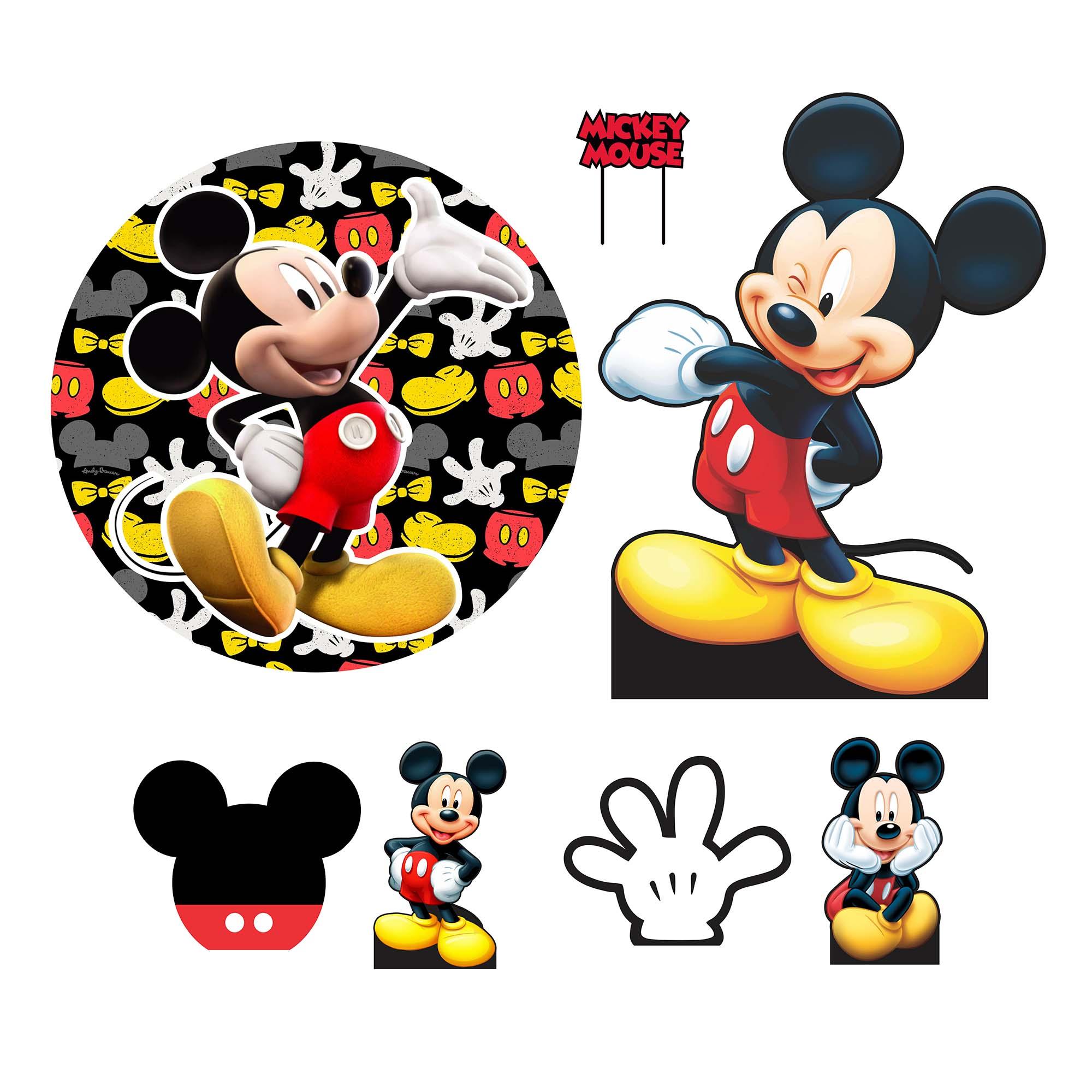Kit de Festa Mickey Mouse