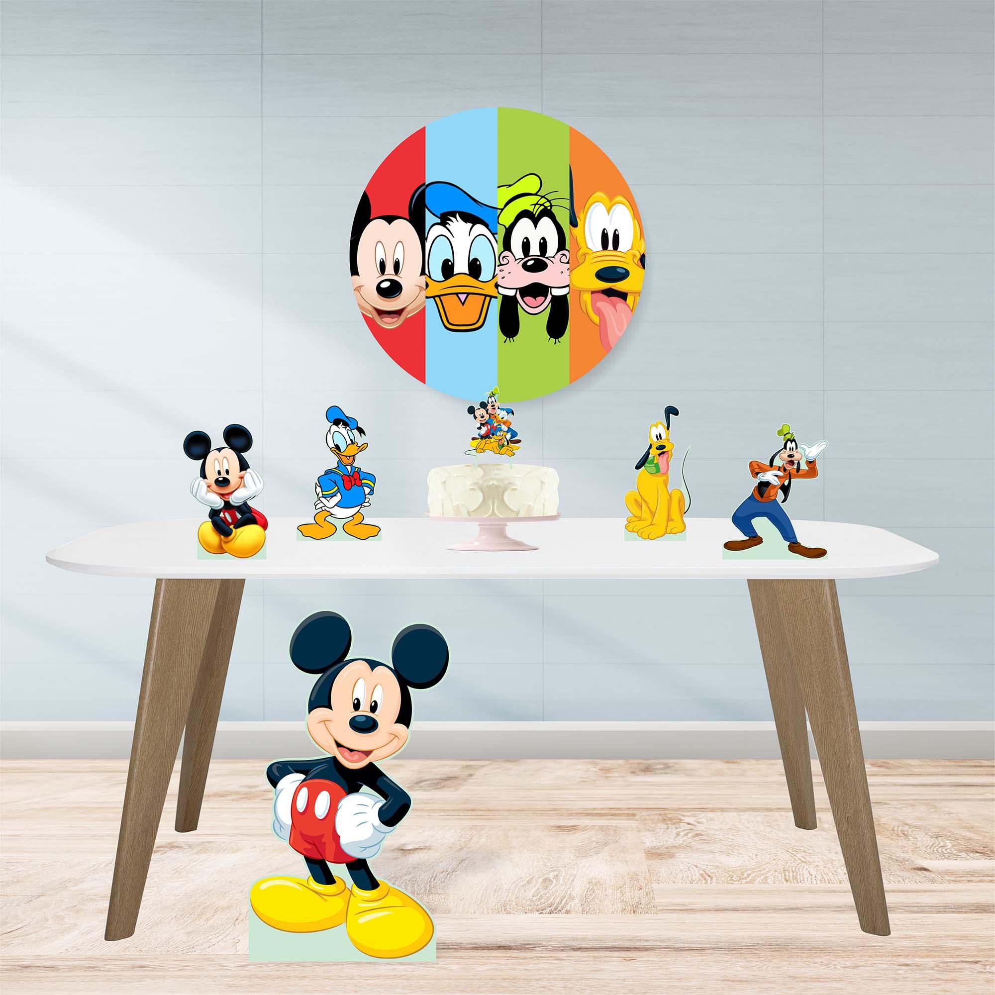 Kit de Festa Turma do Mickey Mouse