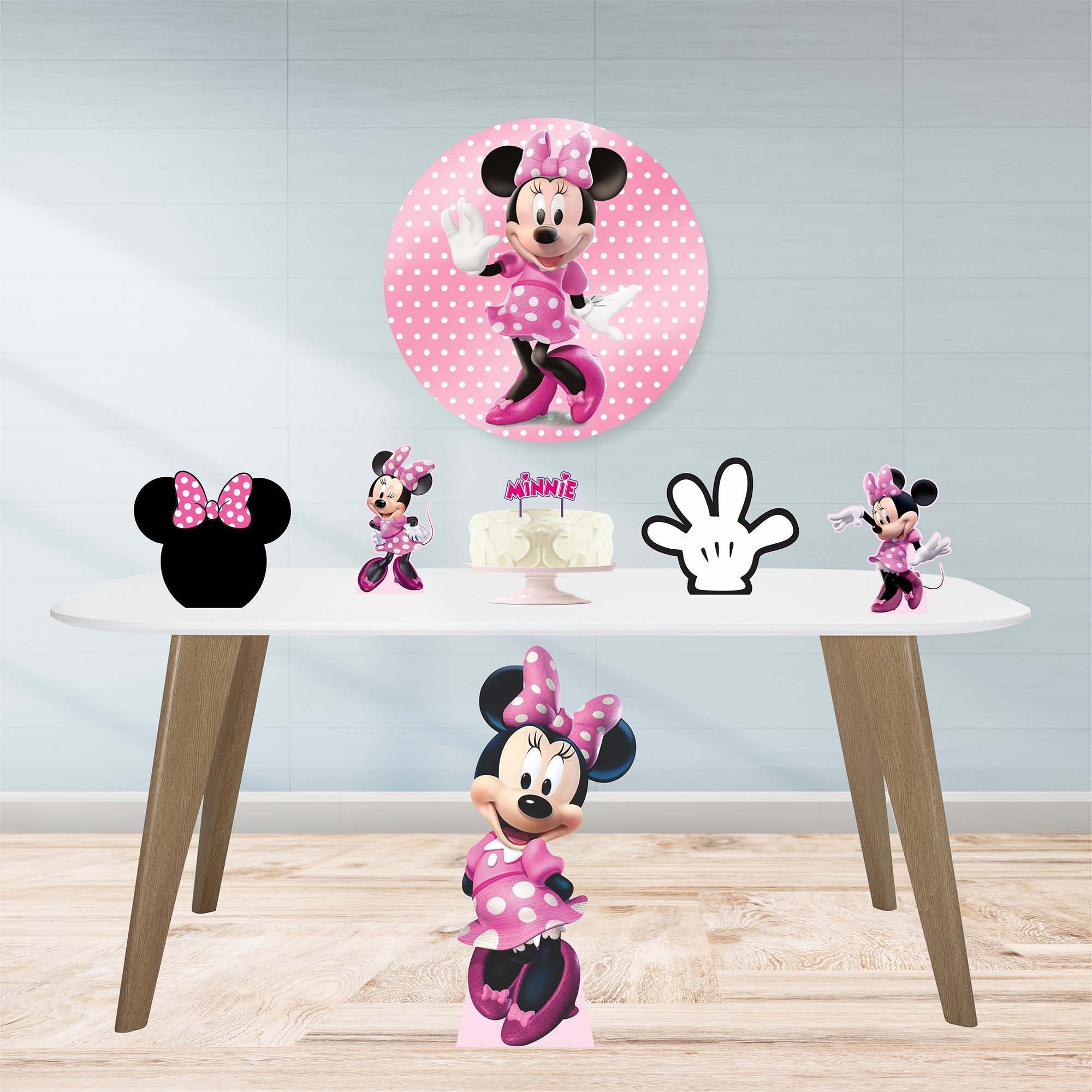 Kit de Festa Minnie