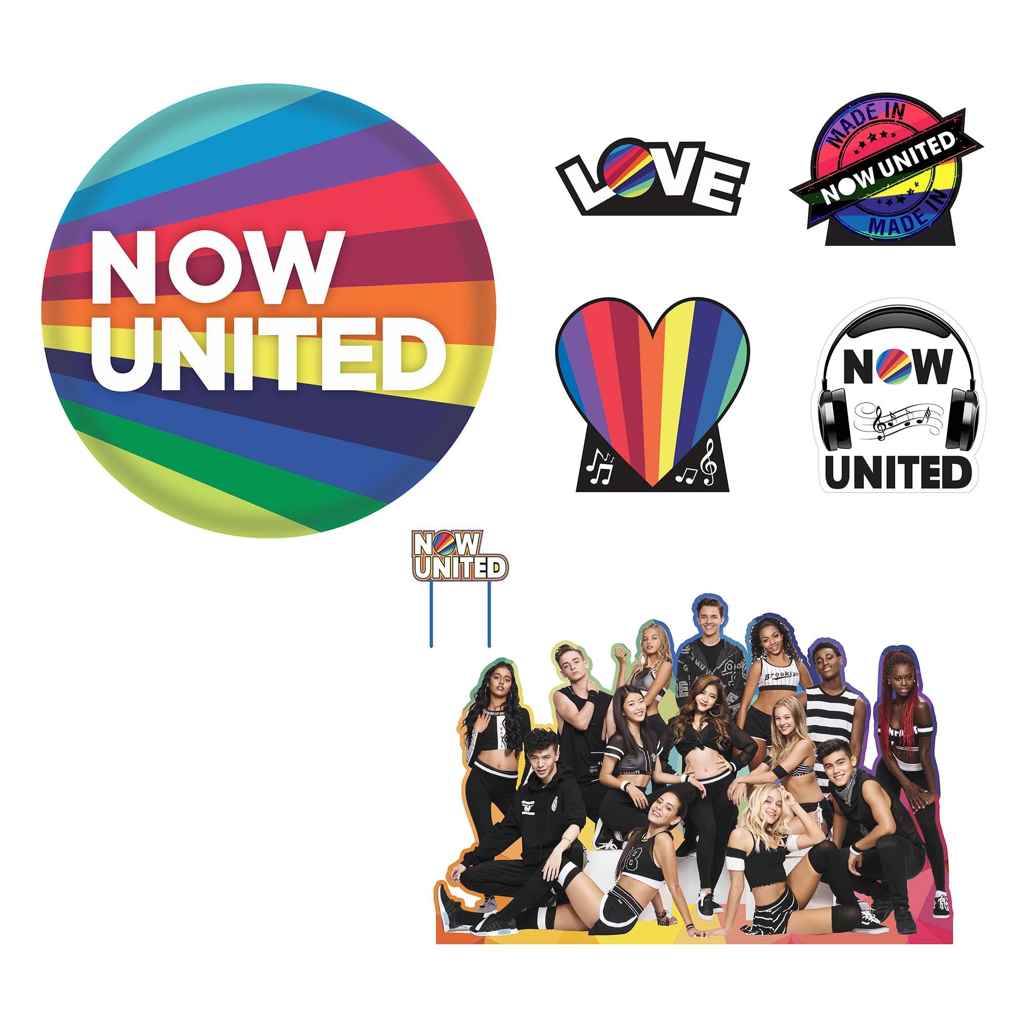 Kit de Festa Now United