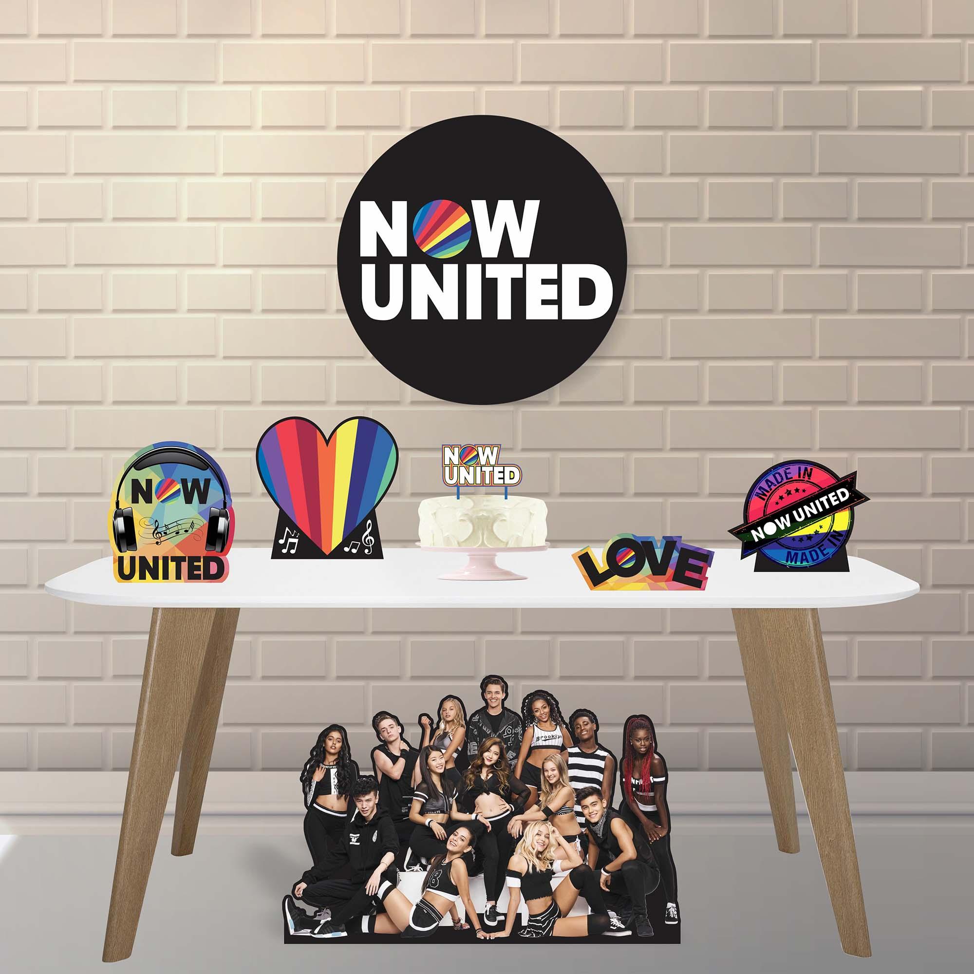Kit de Festa Now United Black