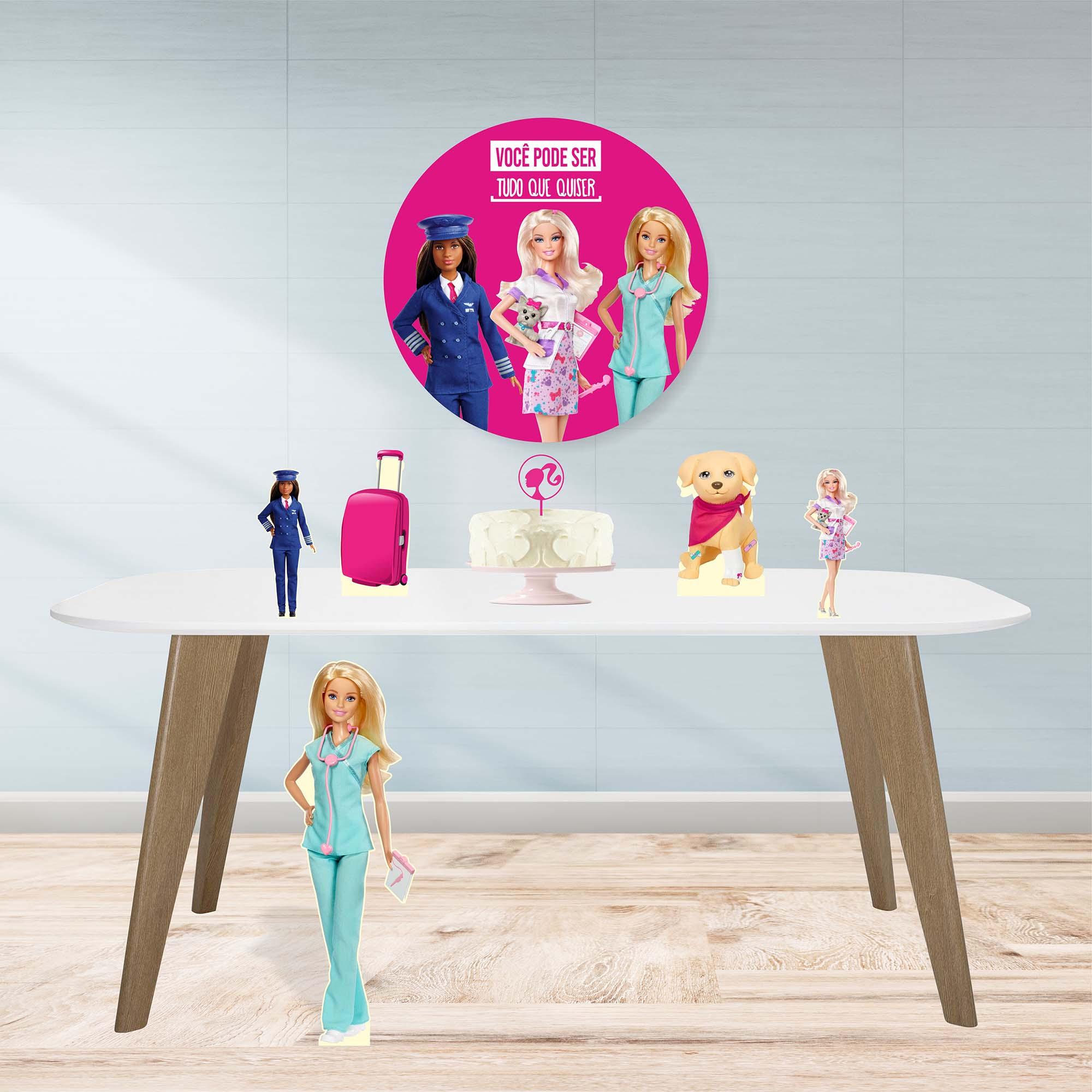 Kit de Festas Barbie