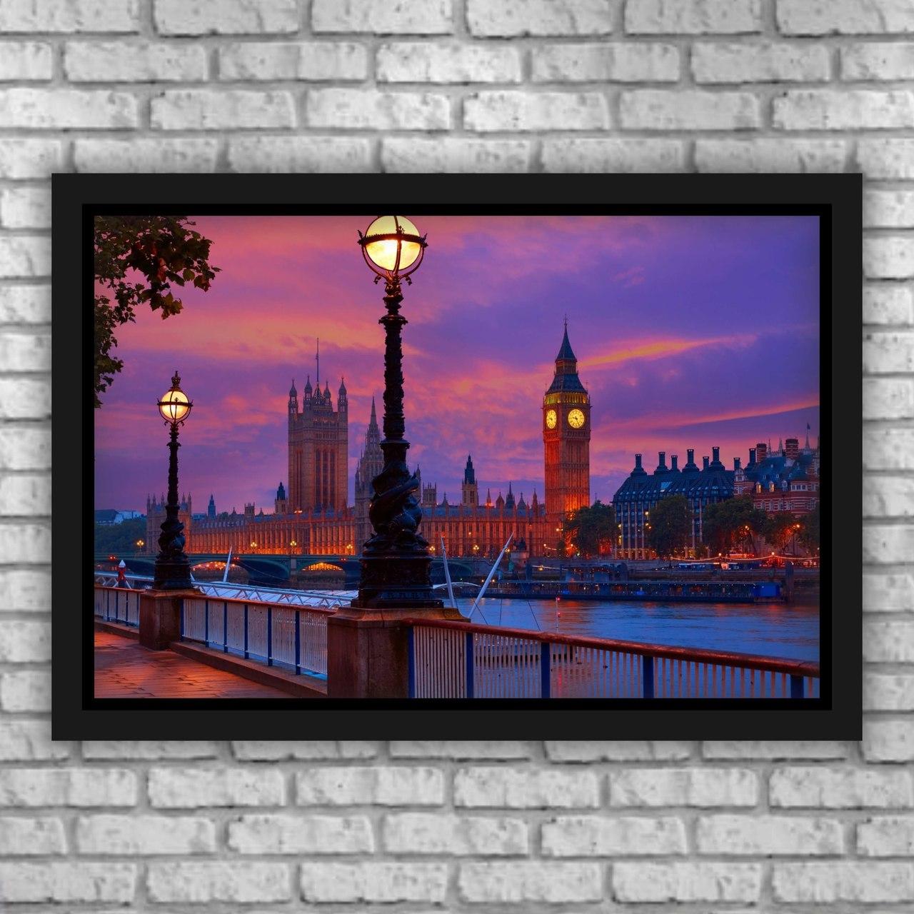 Praça de Londres- Quadros decorativos