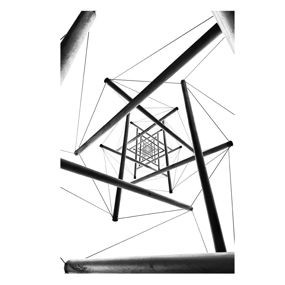 Quadro Artes Geométricas