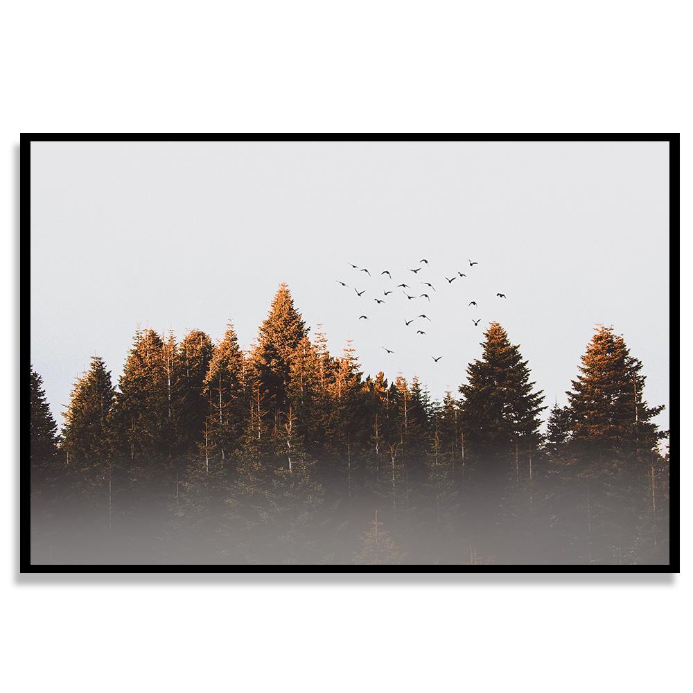 Quadro Árvores