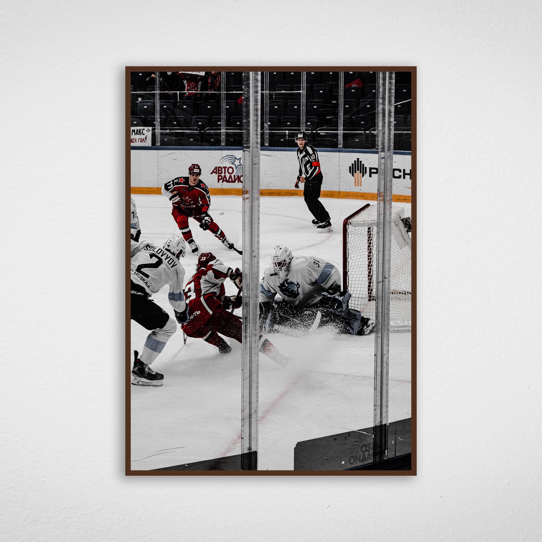 Quadro de Hockey