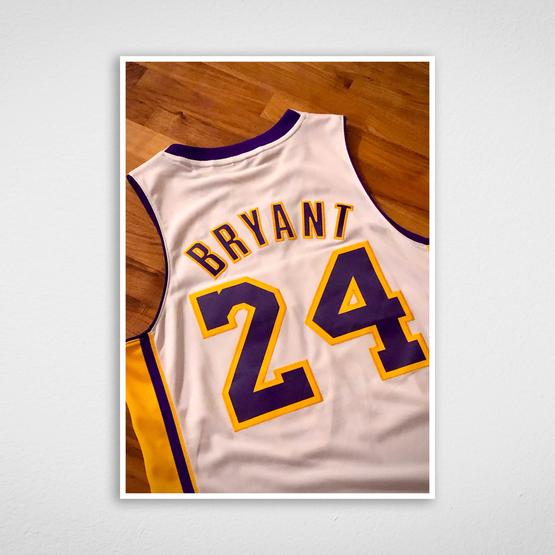 Quadro Kobe Bryant