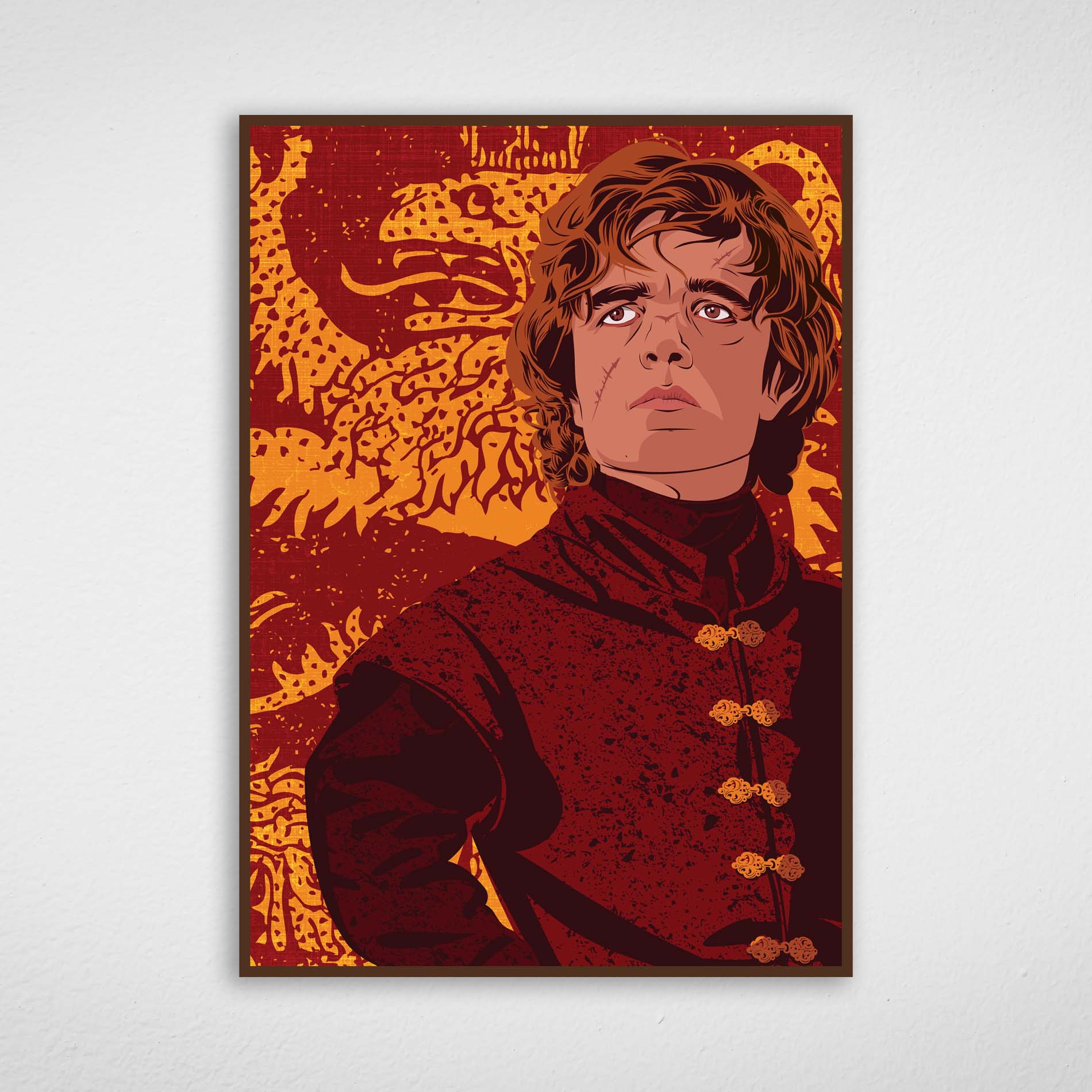 Quadro Game of Thrones - Tyrion Lannister