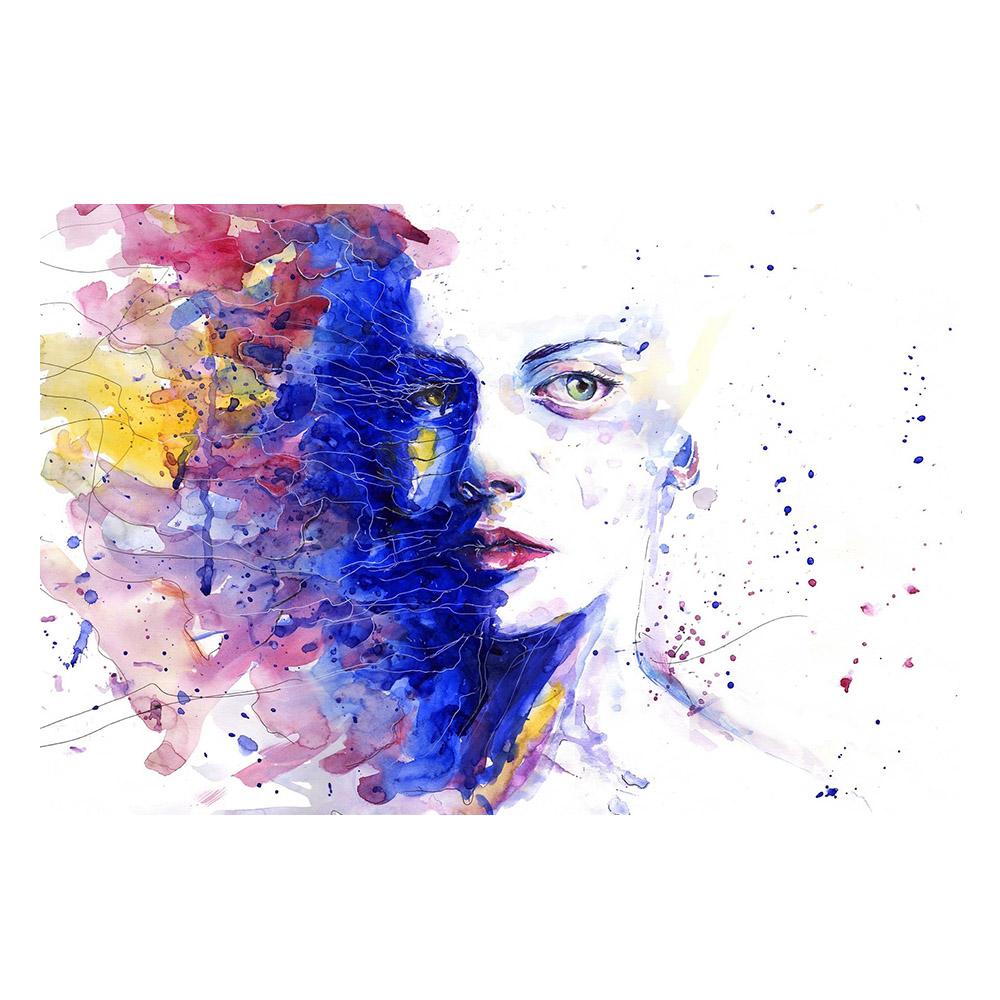 Quadro Mulher Abstrata