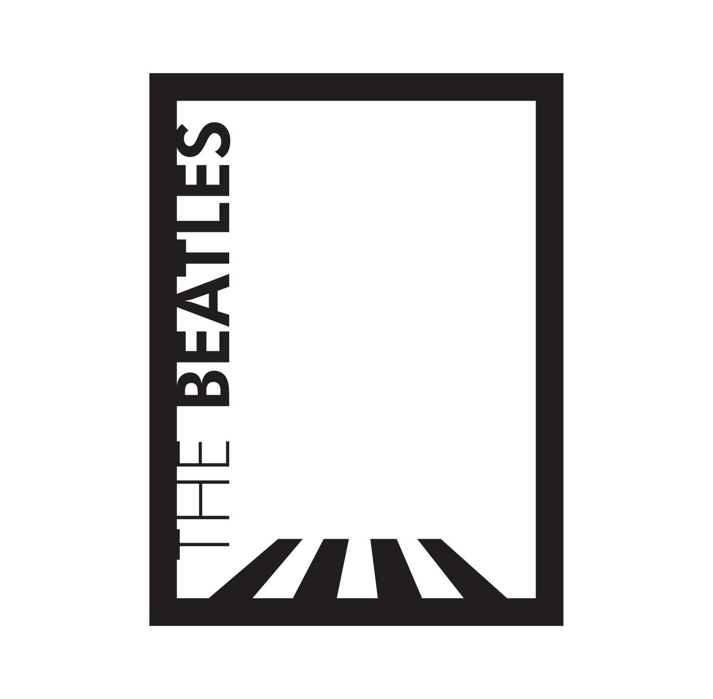 Quadro Recortado The Beatles