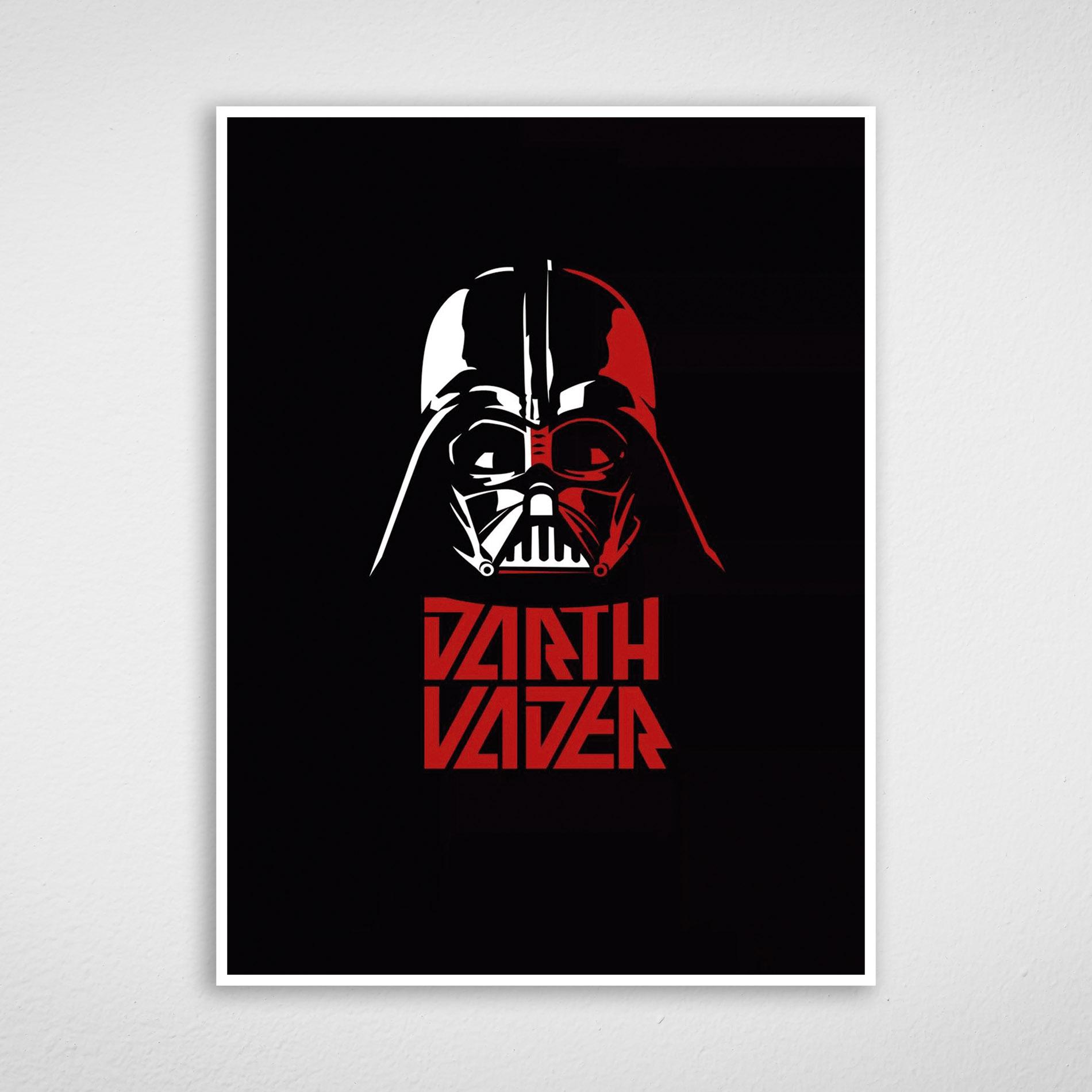 Quadro Star Wars - Darth Vader