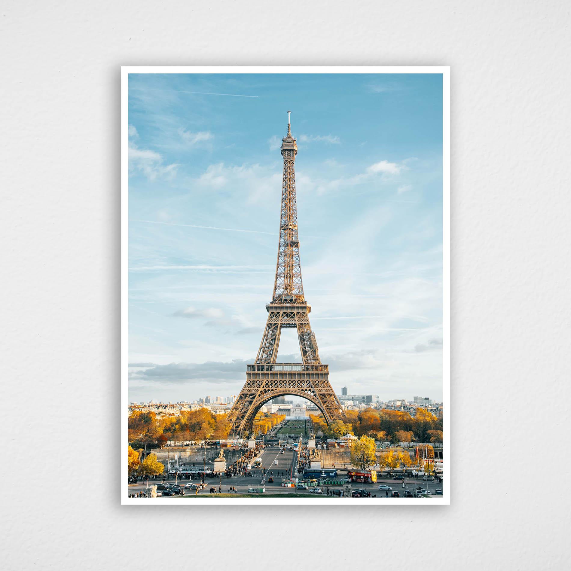 Quadro Torre Eiffel - Paris