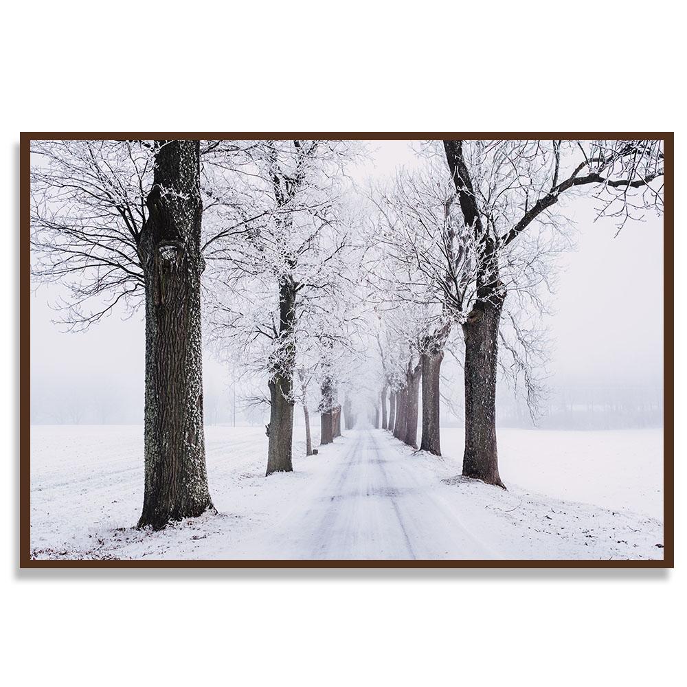 Quadro Vale de Neve