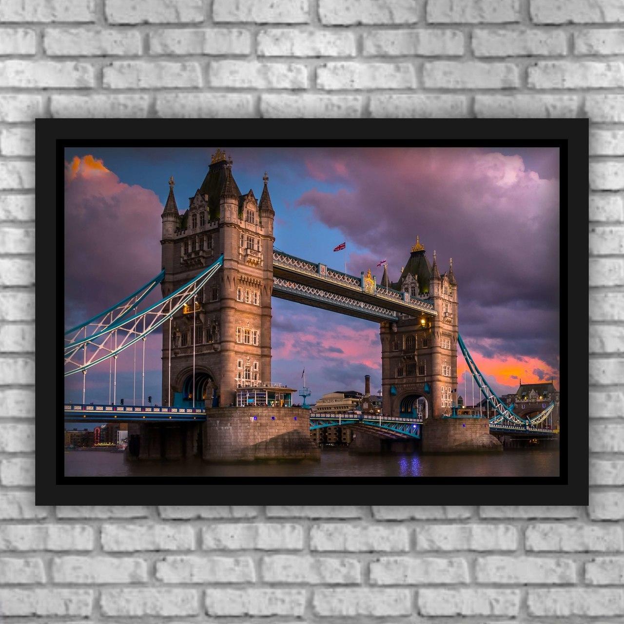 Tower Bridge- Quadros decorativos